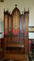 Image for Church Organ - St Michael and All Angels - Harston, Leicestershire