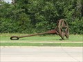 Image for Ginormous Branding Iron - Grapevine, TX