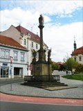 Image for Marian Column - Tisnov, Czech Republic