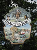 Image for Village Sign Harlington, Beds