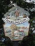 Image for Village Sign Harlington, Beds