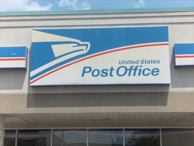 US Post Office - Clermont, Florida. 34714