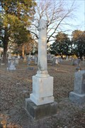 Image for Thomas M. Brown -- Oakwood Cemetery, Tyler TX