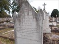 Image for James Purcell Junior - General Cemetery, Wollongong, NSW