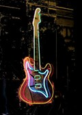 Image for Allegro Music, Neon Guitars  -  Portsmouth, OH