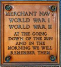 Image for Merchant Navy Memorial - Digby, NS