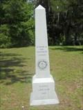 Image for Newnansville Cemetery Confederate Veterans Memorial - Alachua, FL