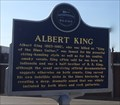 Image for Albert King - Indianola, MS