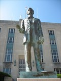 Image for Lincoln, the Lawyer statue - Decatur, IL