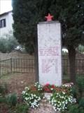 Image for Village of Peroj memorial
