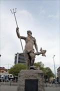 Image for Neptune Statue - The Centre, Bristol, UK