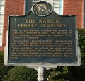 Image for The Marion Female Seminary - Marion, AL