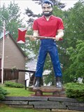 Image for Rumford Maine Muffler Man