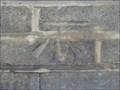 Image for Cut Bench Mark - Varndell Street, London, UK
