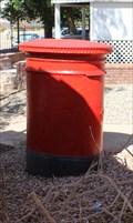 Image for Victorian Post Box --  Lake Havasu City AZ