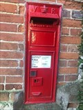 Image for Victorian Wall Post Box - Binsted near Alton - Hampshire - UK