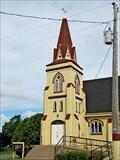 Image for St. Mark's Anglican Church Steeple - Kensington, PEI