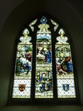 Image for Stained Glass Windows, All Saints - Brixworth,  Northamptonshire