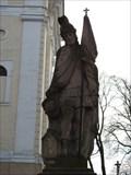 Image for Socha svatý Florián - Bzenec, Czech Republic