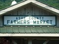 Image for Ashe County Farmers Market, West Jefferson, North Carolina