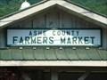 Image for Ashe County Farmers Market, West Jefferson, North Carolina