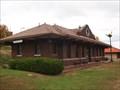 Image for B&O RR station - Barnesville, Ohio