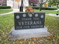 Image for Thank You Veterans - Bloomfield, Iowa