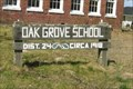Image for Oak Grove School - Jonesburg, MO