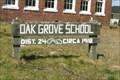 Image for Oak Grove School - Jonesburg, MO
