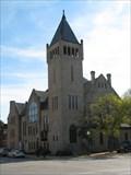Image for First United Methodist Church - Missouri State Capitol Historic District - Jefferson City, Missouri