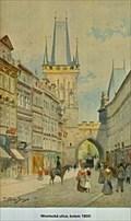 Image for Mostecka ulice  by Vaclav Jansa - Prague, Czech Republic