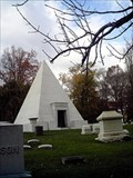 Image for Homewood Cemetery Pyramid