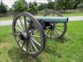 Image for 12-Pounder Confederate Napoleon No. 20AF (Augusta) - Gettysburg, PA