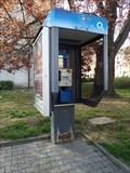 Image for Telefonni automat, Decin, Husovo namesti