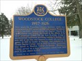 "Image for ""WOODSTOCK COLLEGE 1857-1926"" - Woodstock, Ontario"