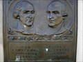 Image for Brigadier Generals John Armstrong & J. Peter G. Muhlenberg @ the PA Columns - Valley Forge, PA