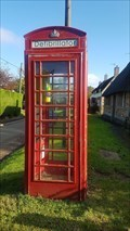 Image for Red Telephone Box - Ridlington, Rutland