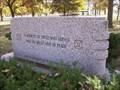 Image for Champaign Park Veterans Memorial