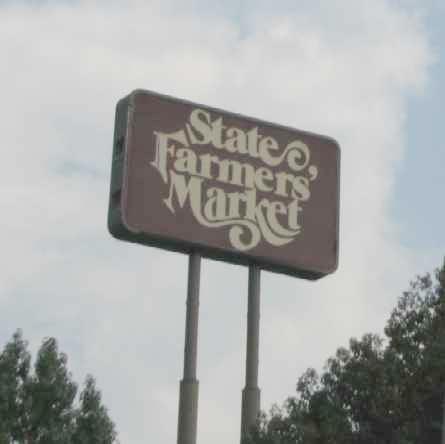 Georgia State Farmer 39 S Market Farmers 39 Markets On