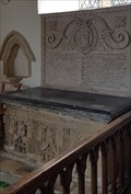 Image for Tomb Chest - St Michael - Whichford, Warwickshire