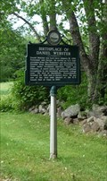 Image for The Birthplace of Daniel Webster - Franklin NH