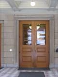 Image for Portland City Hall 4th Avenue Entrance Doors, Portland, Oregon