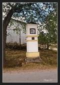 Image for Wayside Shrine (Boží muka) - Novosedly nad Nežárkou, Czech Republic