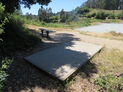 Hole 4 Tee Pad, Aptos, CA