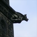 Image for Gargoyle, Mount Pleasant Church, Chapeltown, Sheffield.