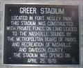 Image for Greer Stadium