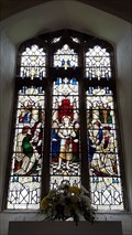 Image for Stained Glass Windows - Holy Trinity - Bungay, Suffolk
