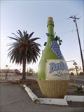 Image for Concrete Wine Bottle - Tucson, AZ