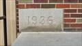 Image for 1936 - Stone Hall - U of M - Missoula, MT