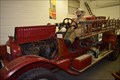 Image for 1924 White Fire Truck, Laurinburg Fire Dept, Laurinburg, NC, USA
